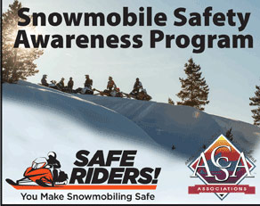 Safe Riders Snowmobile Safety Awareness Program