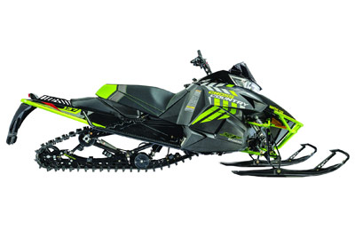 Arctic Cat Cross-over Snowmobile