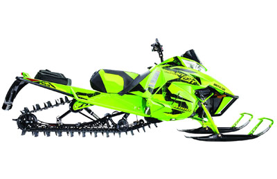 Arctic Cat Mountain Snowmobile