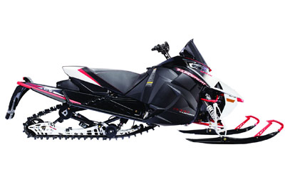 Arctic Cat Performance Snowmobile